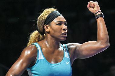 Серена Уильямс стала первой финалисткой Итогового турнира WTA