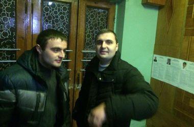 В Киеве на участке неизвестные напали на доверенное лицо кандидата