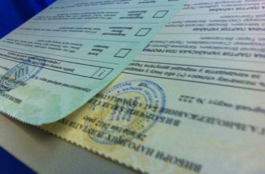 Одесских студентов принуждали голосовать за одного из кандидатов