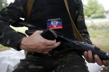 Активность террористов за минувшие сутки уменьшилась - СНБО