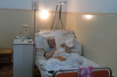 Военнослужащие, лечащиеся в Николаевском военном госпитале сделали свой выбор