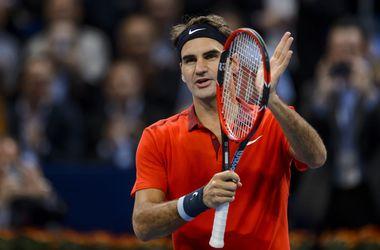 Роджер Федерер в шестой раз выиграл турнир в Базеле