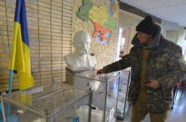 В Минобороны отчитались, как голосуют военные
