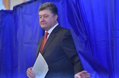Как прошел День выборов Петра Порошенко