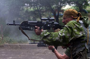 На границе с Россией террористы обстреляли украинских пограничников – СНБО