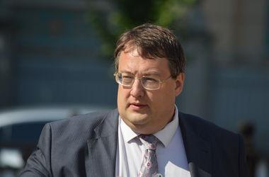Один из нападавших на машину с кандидатами в депутаты Наемом и Лещенко задержан - Геращенко