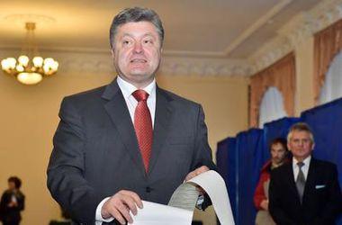 Порошенко: После выборов перемены в стране пойдут с новой силой