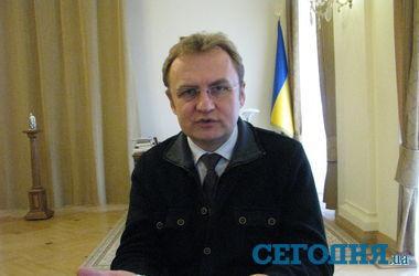 Я остаюсь работать городским головой Львова - Садовой