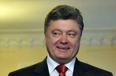 Порошенко: Выборы в Раду состоялись