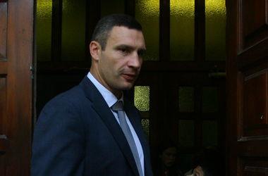 Кличко: Было бы нечестно с моей стороны уйти с поста мэра и вернуться в парламент