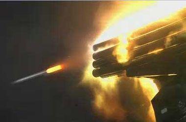В Волновахе начался артобстрел, возле избиркома гремят взрывы