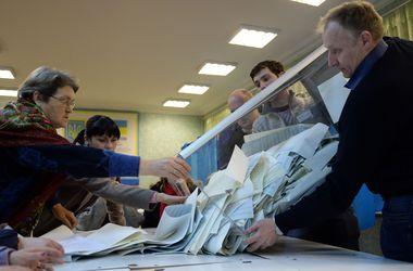 Обработаны 16% бюллетеней: в Раду проходят шесть партий