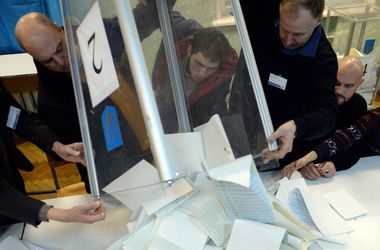 Итоги голосования в Верховную Раду-2014: данные ЦИК