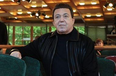 Кобзон поедет в Донбасс, несмотря на запрет украинских властей