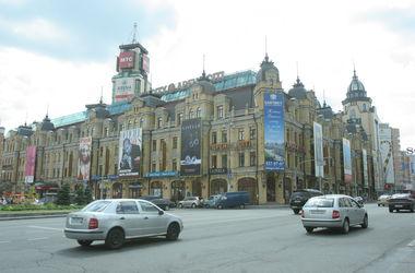 В центре Киева хакеры взломали экраны, транслирующие рекламу