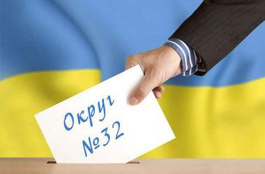 В Кривом Роге в 32 округе лидирует Гальченко