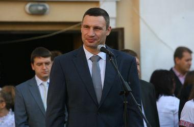 Кличко объяснил, почему не променяет пост мэра Киева на депутатский мандат