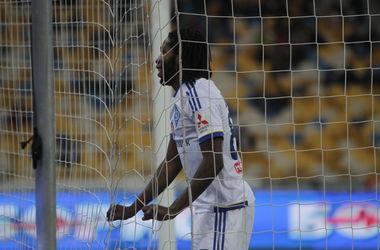 Дьемерси Мбокани пообещал в начале ноября вернуться на поле