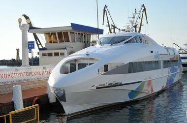 Россия строит корабли в Крыму