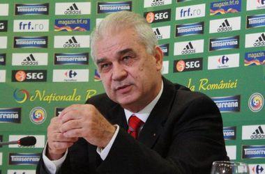 Главным тренером сборной Румынии стал Ангел