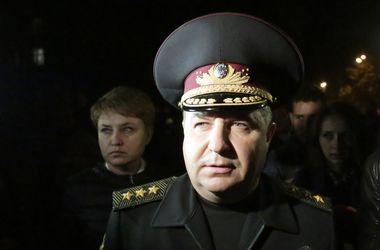 Полторак уволил первого замначальника Генштаба Воробьева