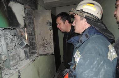 В Киеве из-за обогревателей массово горят квартиры