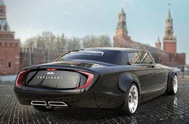 Путиномобиль хотят оснастить двигателем Porsche