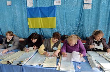 В Днепропетровске на 25 избирательном округе пропали протоколы с мокрыми печатями