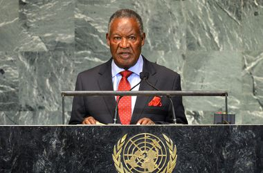 В Лондоне скончался президент Замбии
