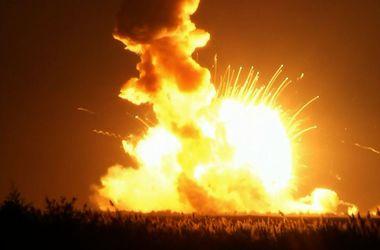 В NASA пока не знают, что стало причиной взрыва ракеты Antares на старте