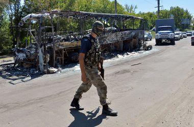 Террористы активнее всего стреляют в Донецке и возле Дебальцево - Тымчук
