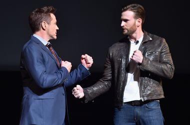 Роберт Дауни-младший и Крис Эванс рассекретили 10 новых фильмов от Marvel