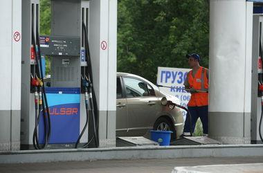 Цены на бензин в Украине 29 октября