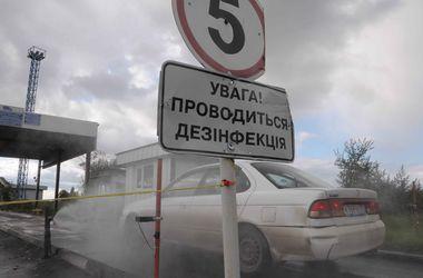 В Харьковской области опасаются чумы из России и Луганска