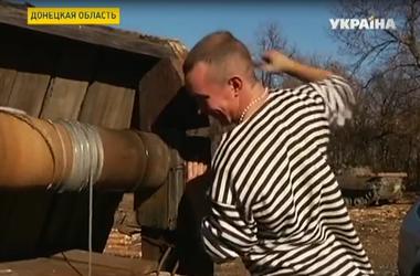 Сегодня наиболее активно террористы бьют по позициям военных возле Дебальцево