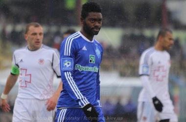 Динамовец Аруна вошел в топ-10 самых талантливых игроков Нигерии