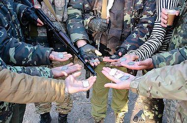 Помоги бойцам АТО: из-за нехватки армейских жетонов сотни солдат остаются неопознанными