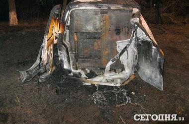 Все подробности трагического расстрела инкассаторов в Днепропетровской области