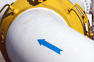 Россия за год вдвое урезала транзит газа через Украину