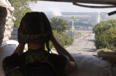 Пограничник погиб из-за взрыва на границе в Луганской области