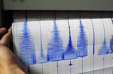 У островов Фиджи произошло сильное землетрясение