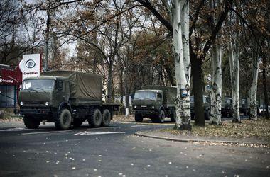 В ЕС проверяют информацию о входе российских войск в Донбасс