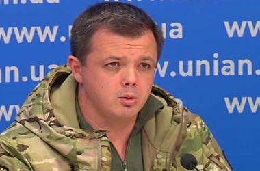 Существует реальная угроза удара в нескольких направлениях, но она не обязательно будет – Семенченко