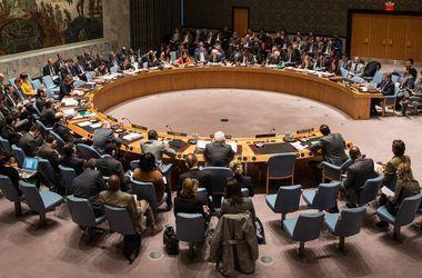 """Россия заблокировала заявление Совбеза ООН по """"выборам"""" в Донбассе"""