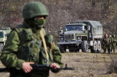 Россия продолжает стягивать военную технику в Донбасс – СНБО