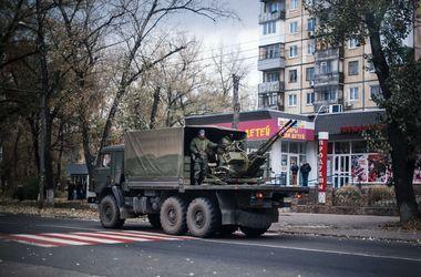МИД направил РФ ноту протеста из-за вторжения военной техники в Украину