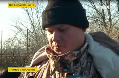 Россия продолжает перебрасывать технику и оружие на территорию Донбасса