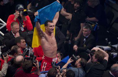 Владимир Кличко на 25-месте в рейтинге Forbes
