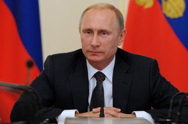 Путин собрал Совбез из-за ситуации в Донбассе