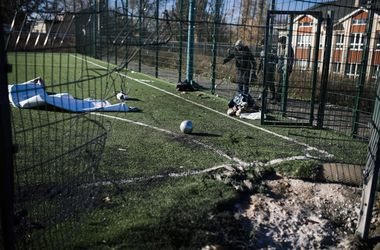 Школа по футболу в донецке